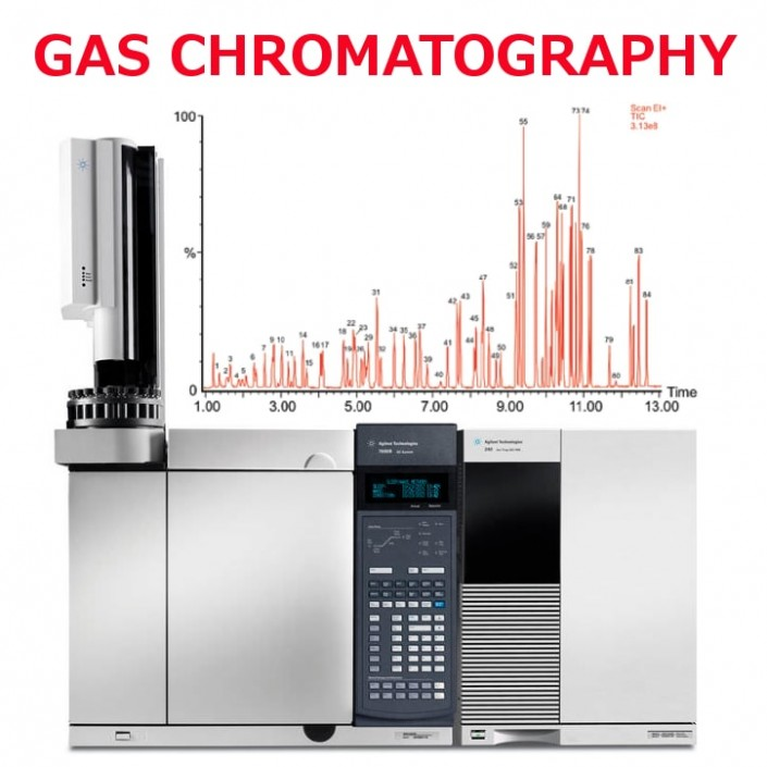 Gas chromatography emissions sampling