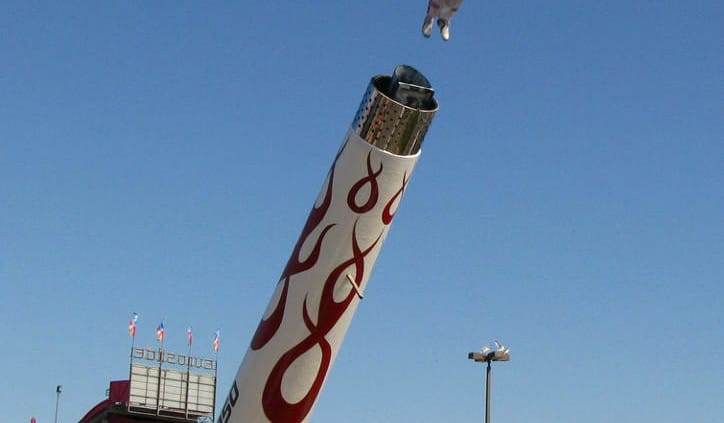 death of human cannonball stuntman an accident inquest jury rules min