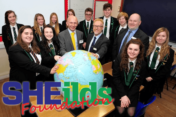 SHEilds foundation helping school children to see different parts of the world