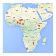 African NEBOSH exam locations