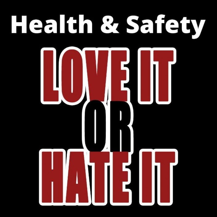health safety is a growing necessity globally whether you love or hate it