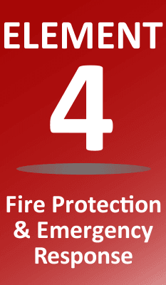 Element 4 Fire Protection and Emergency Respons