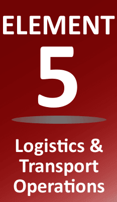 Element 5 Logistics and Transport Operations