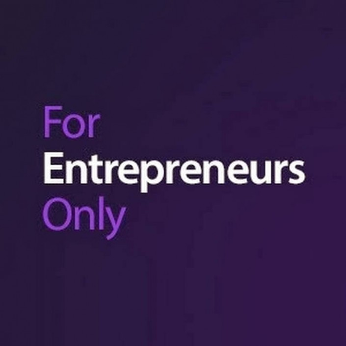 Mike Shields joins for entrepreneurs only