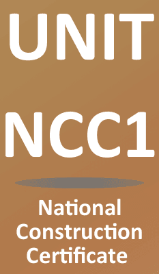 Unit NCC1 Managing & Controlling Hazards in Construction Activities