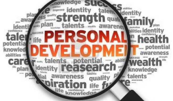 next step in your personal development