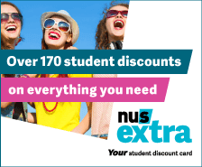 NUS extra over 170 discounts