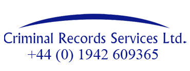 Criminal Records Services