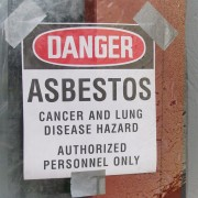 Asbestos - Cancer and lung disease hazard