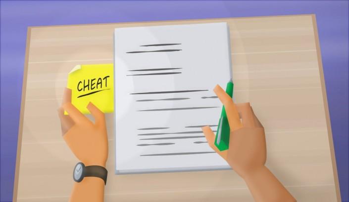 Cheating on NEBOSH Practical Exams