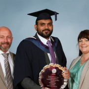 NEBOSH Graduation 2016 Awards