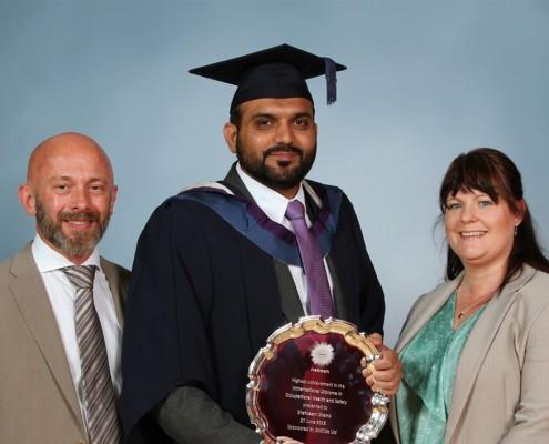 NEBOSH Graduation 2016 Awards