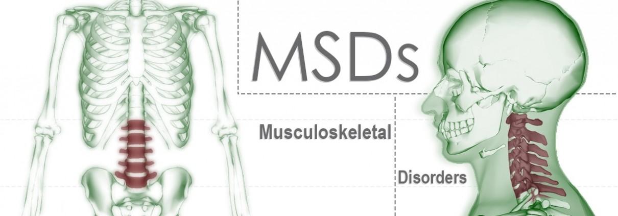 MSD Musculoskeletal Disorders