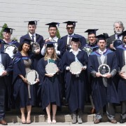 NEBOSH Graduation Blog 2016