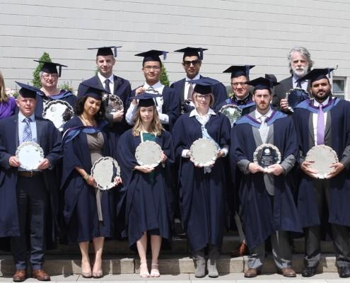 NEBOSH Graduation Blog 2016