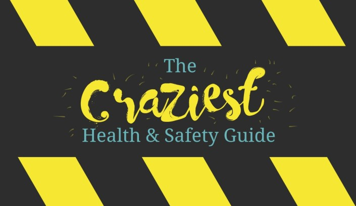 Craziest Health and Safety Guide Infographic