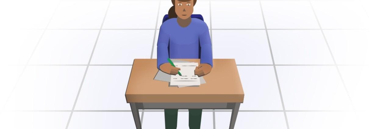 Exam Tips SHEilds Image