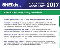 NEBOSH Reference Sheet 2018 v3.1