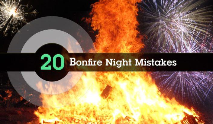 Bon Fire Night Safety 2016