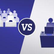 eLearning VS Classroom Training