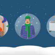 Christmas and Staying Warm Tips