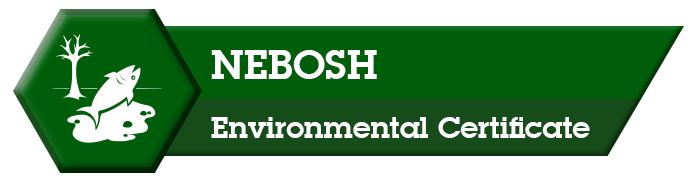 Study for a NEBOSH Environmental Certificate with SHEilds