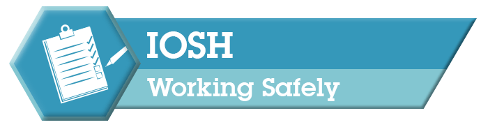 Study an IOSH Working Safely with SHEilds!