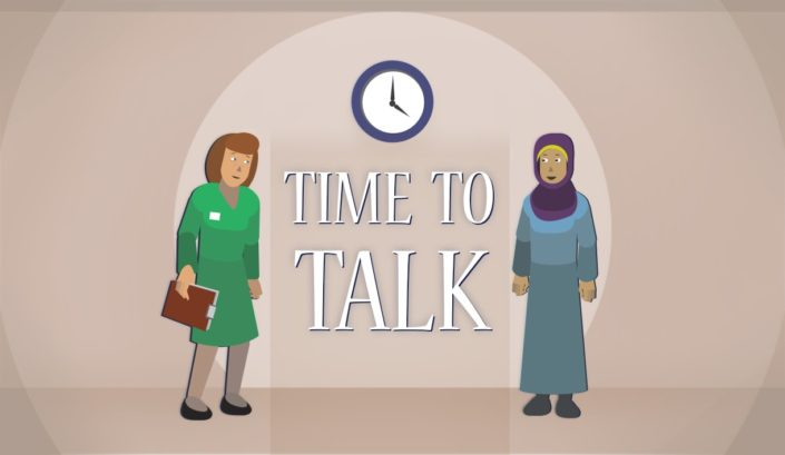 Time To Talk Image