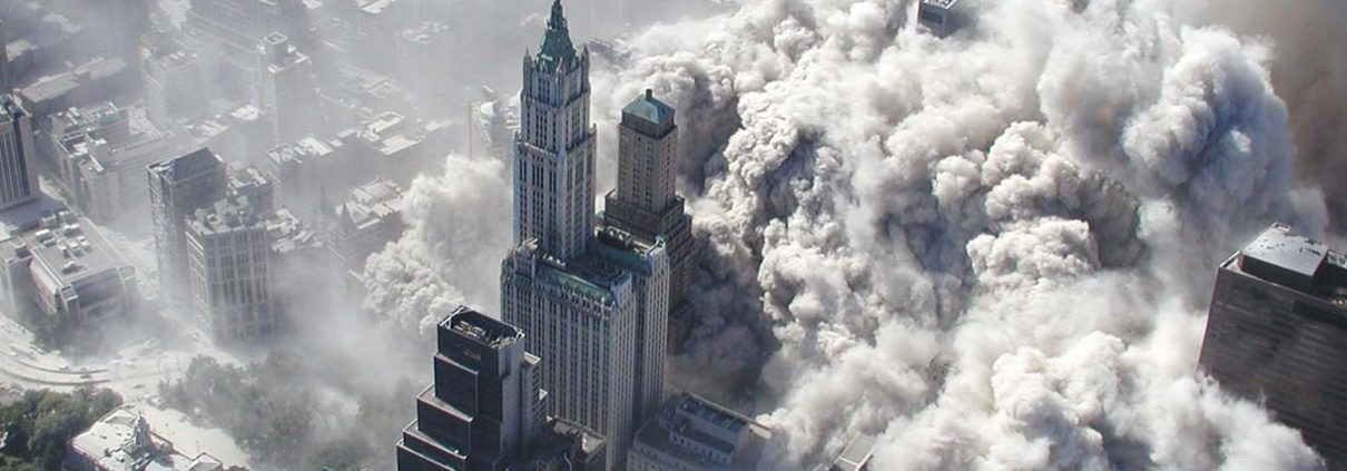 Asbestos Blog Image Twin Towers