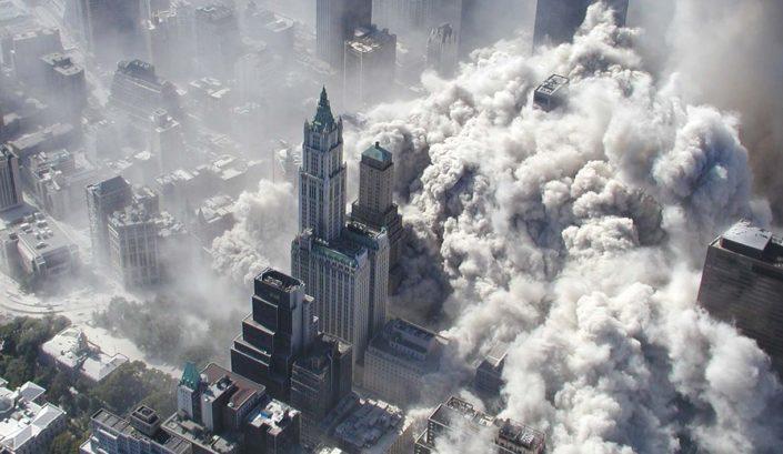Asbestos Blog Image Twin Towers