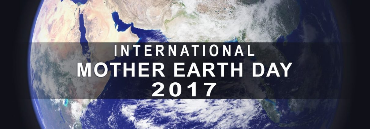 Mother Earth Day 2017