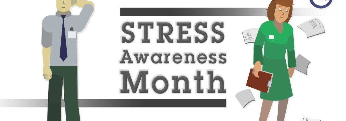 Stress Awareness Month SHEIlds