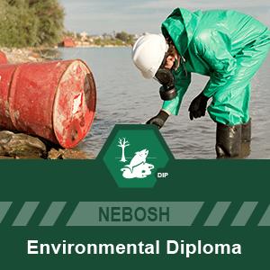 SHEilds Environmental Diploma NEBOSH EDIP - Course Image