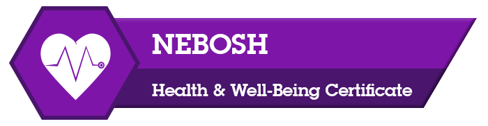 NEBOSH Health and Well Being Certificate Banner