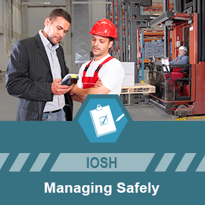 IOSH Managing Safely Certificate