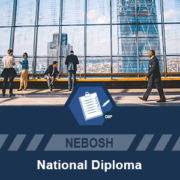 NEBOSH National Diploma in Occupational Safety & Health