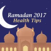 Ramadan 2017 Blog