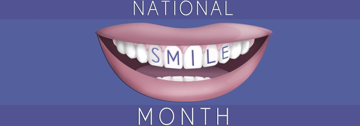 SHEilds Celebrates National Smile Month 2017