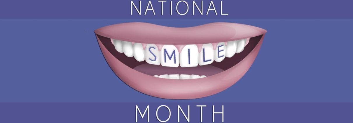 SHEilds Celebrates National Smile Month 2017
