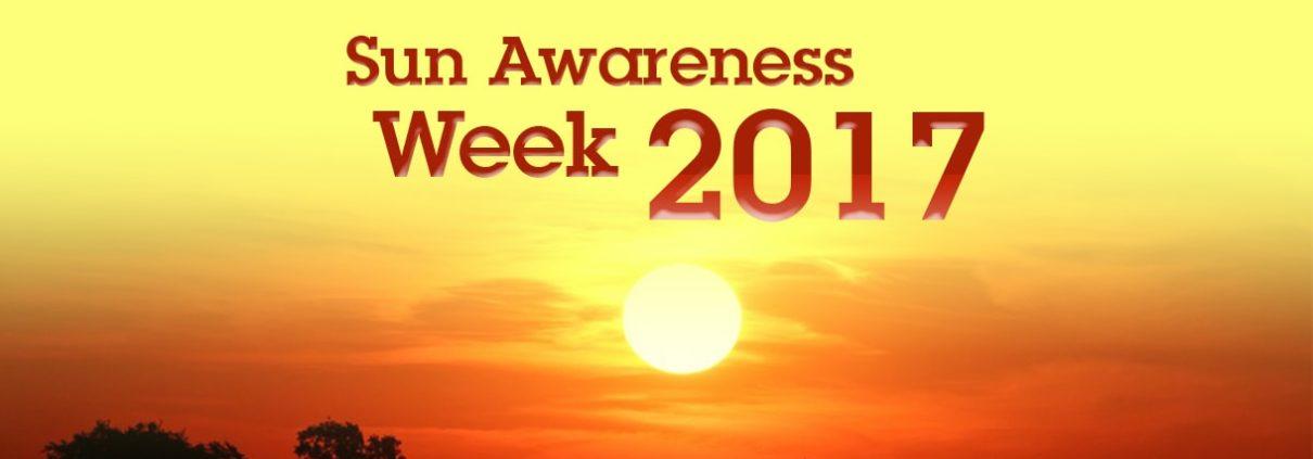 Sun Awareness Week 2017