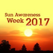 Sun Awareness Week 2017