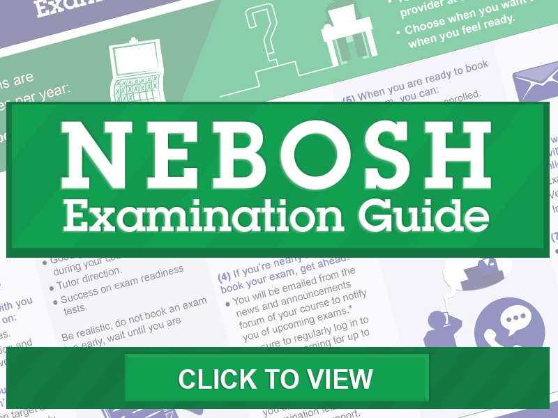 Download your NEBOSH Examination Guide