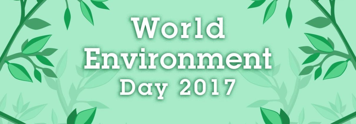 World Environment Day 2017 Blog image