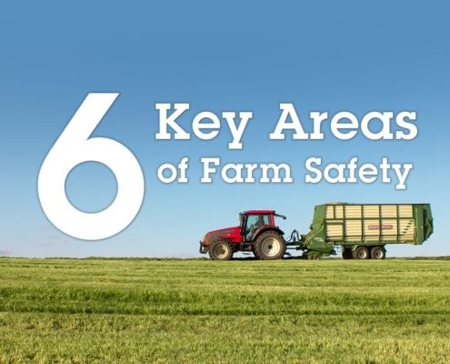 Agriculture and Farm Safety Week - 6 prevention tips for accidents