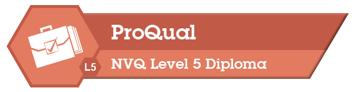 NVQ Proqual Level 5 Diploma