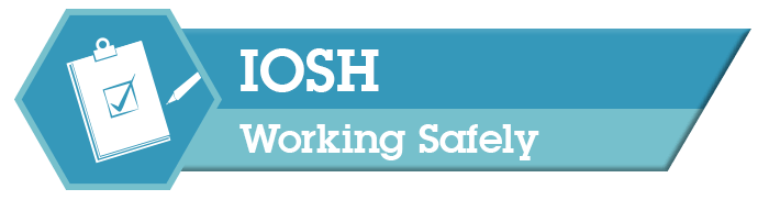 IOSH Working Safely Banner