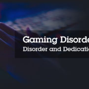 Gaming Disorder SHEilds Blog - Stephen Conlan