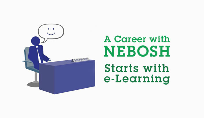 NEBOSH Career with SHEIlds starts with eLearning