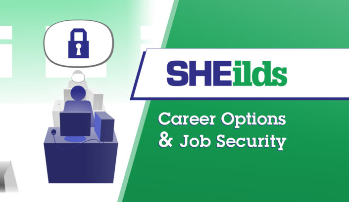 Career options and security