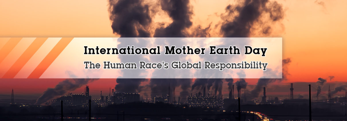 International Mother Earth Day Blog Image
